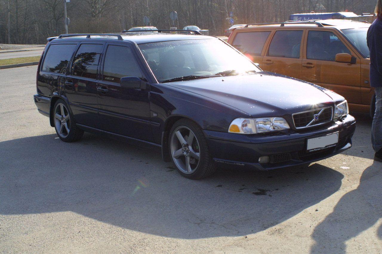 1998 Volvo V70 4 Dr R Turbo AWD Wagon | Volvo and Saab | Volvo 850