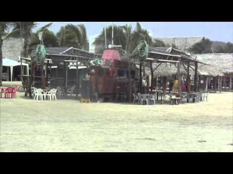 La Playa (The Beach) - Canoa, Ecuador