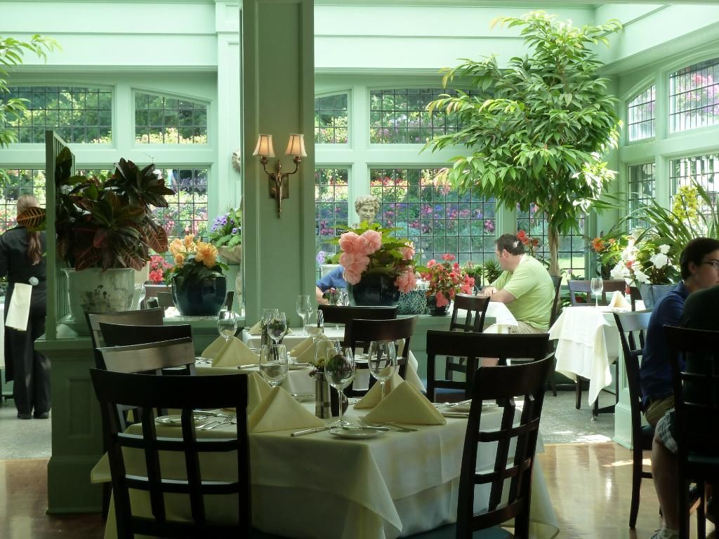Added to our wonderful buchart experience the dining room added to our wonderful buchart experience the dining room restaurant butchart gardens central saanich traveller reviews tripadvisor dzzzfo