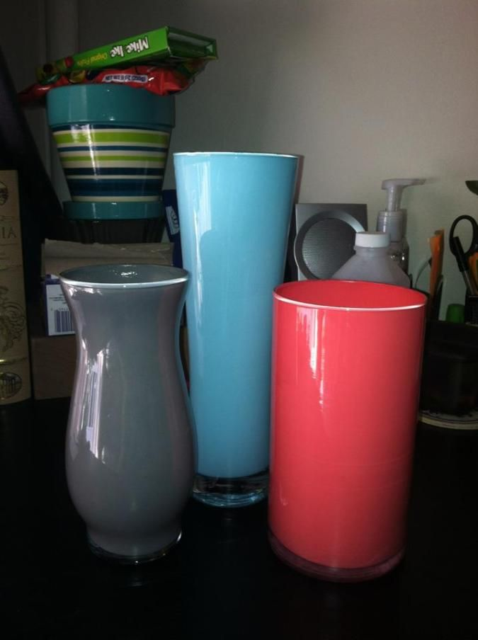 Painted Vases Painted Vases