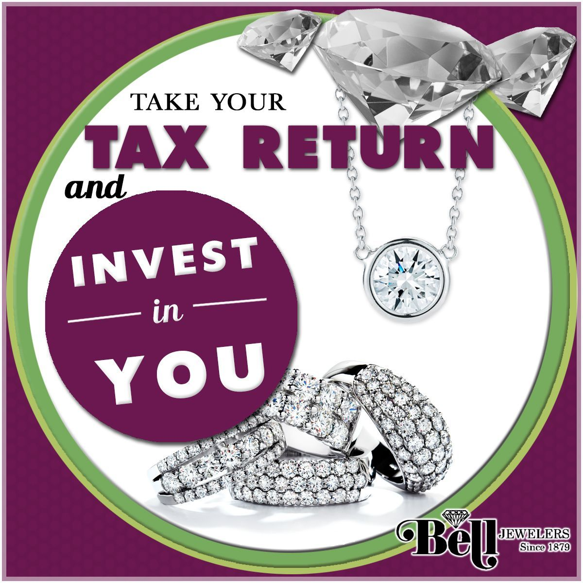 Invest in something spectacular, you deserve it!