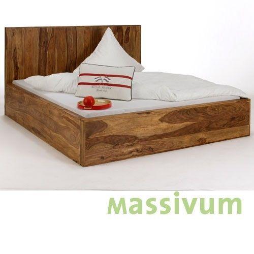 bett 180x200 holzbett aus massivem palisander massiv holz m bel neu palison betten pinterest. Black Bedroom Furniture Sets. Home Design Ideas