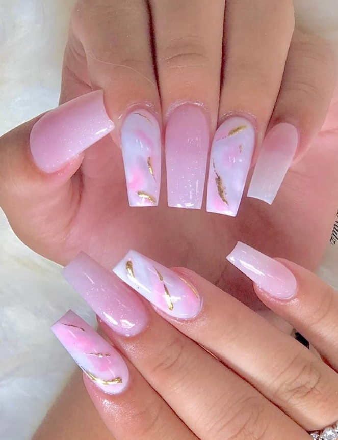 Pin On Dyslexia In 2020 Light Pink Acrylic Nails Pink Acrylic Nails Acrylic Nails Coffin Glitter