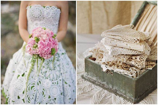 Doily wedding accessories decor ideas wedding accessories doily wedding accessories decor ideas junglespirit Gallery
