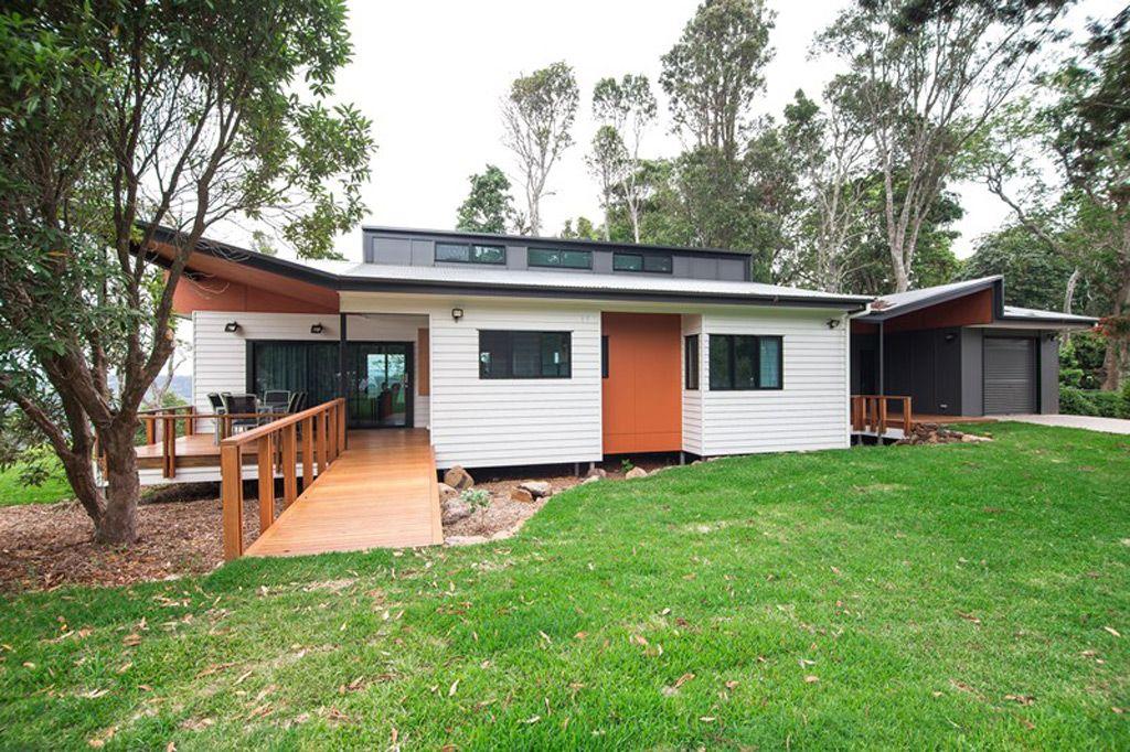 A Small Contemporary Home In Brisbane, Queensland