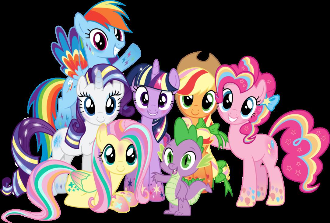 My Little Pony Friendship Is Magic My Little Pony Friendship Is Magic Mylittl My Little Pony Characters My Little Pony Wallpaper My Little Pony Birthday