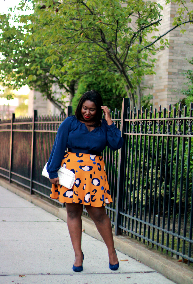 3e06580c465 What to Wear  Transitioning Into Fall - Part III Top  Bellatrix via  Nordstrom (also in plus sizes) Skirt (old)  Philip Lim via Target Shoes  (old)  Jessica ...