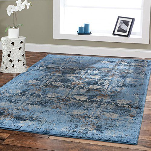 Contemporary Fashion Rugs For Living Room Blue Navy 8x10 Rug Floor Carpet Modern Rugs 5x7 For Living Room Area Rugs Circles 8x10 Fashions Rug Set Ivory Rug Rugs In Living Room