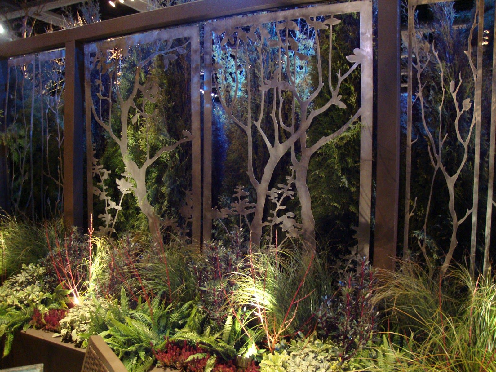 Laser Cut Panels Metal Cuts Garden Screening Garden