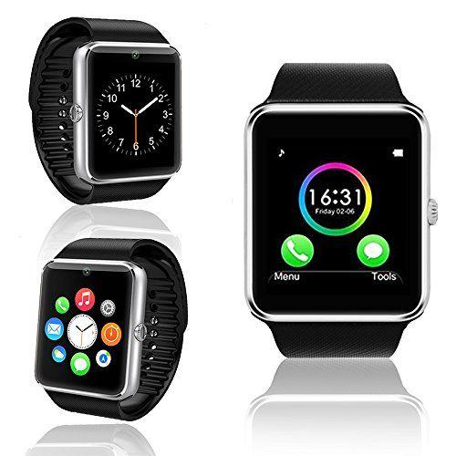 Unlocked Indigi GSM Bluetooth Wrist Watch Cell Phone w