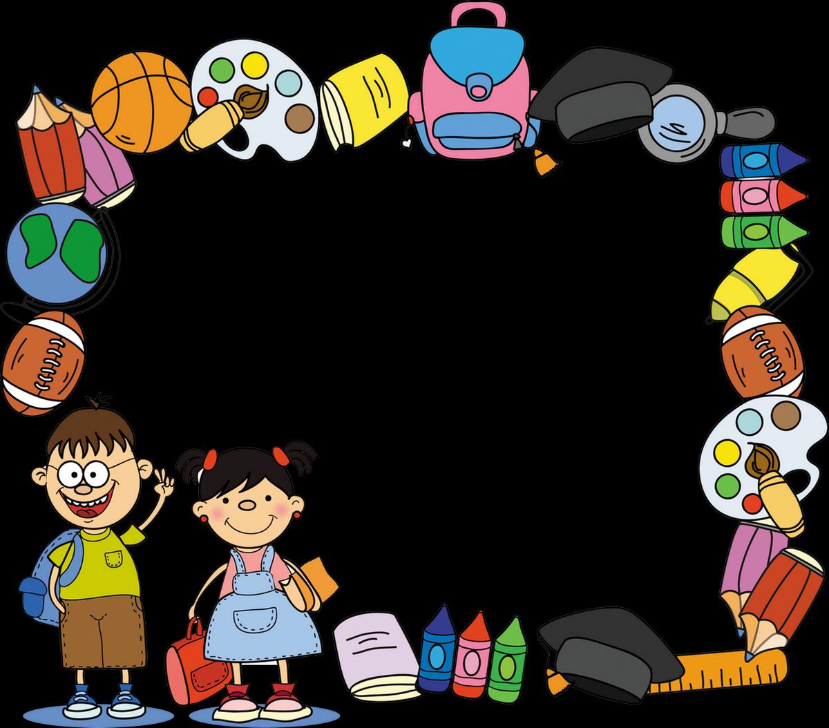 Bordes de graduaci n en png imagui graduados for Aprendemos jugando jardin infantil