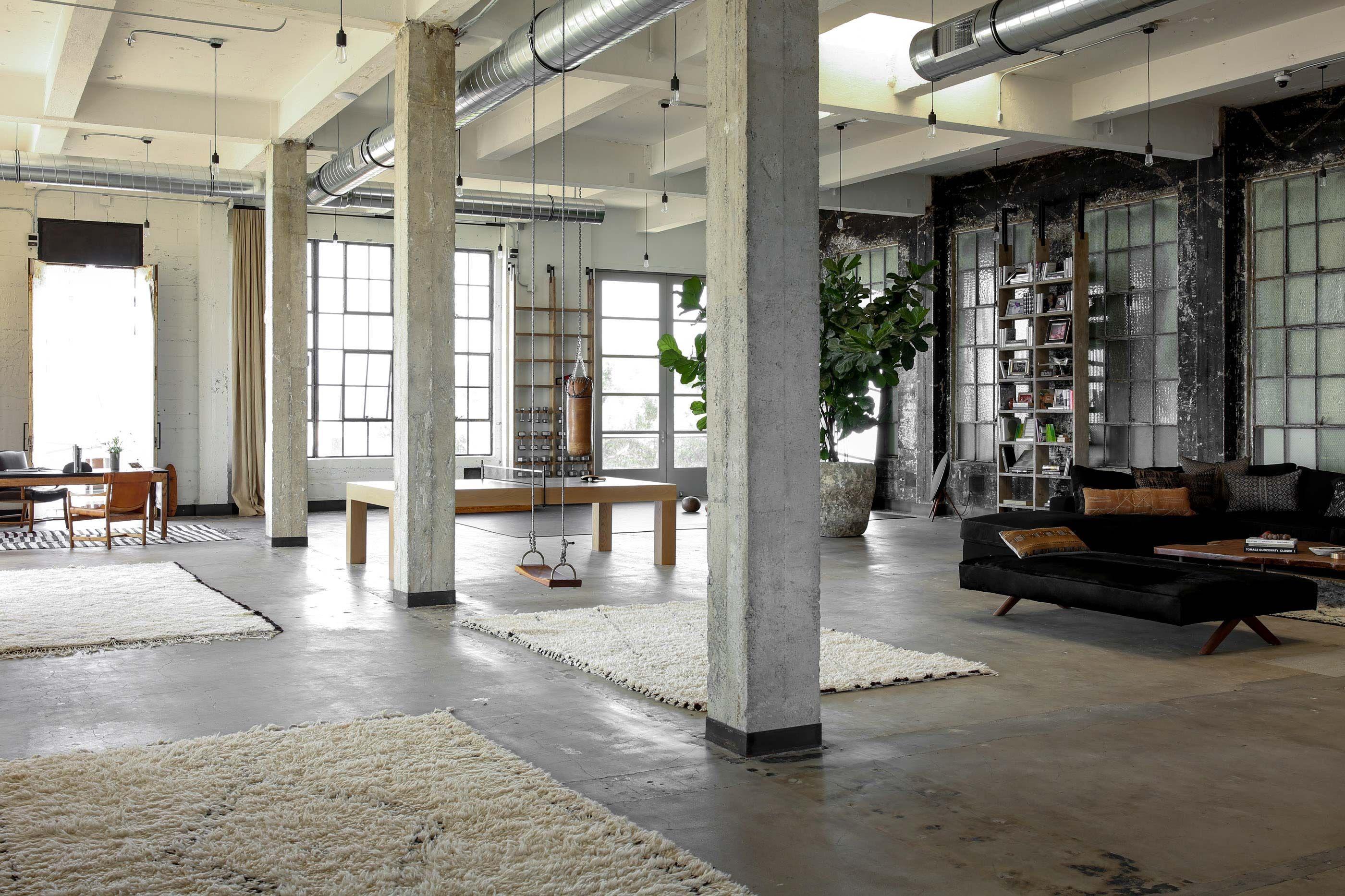 Loft Enti Rement Ouvert Venice Par Alexander Design