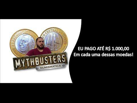 Compro Moedas Banco Central E Jk 1000 Reais Cada Youtube