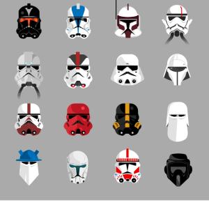 Star Wars Motorcycle Helmets I Am One With The Force Star Wars Trooper Star Wars Art Stormtrooper Helmet