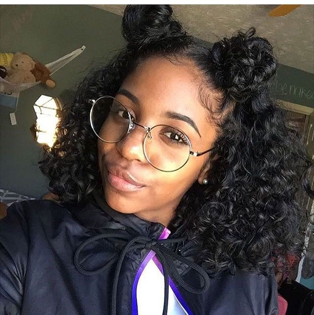 Chic Hairstyles For College Students Natural Hair Styles Curly Hair Styles Hair Styles