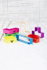 """""""Tetris"""" Ausstechförmchen bei Urban Outfitters"""