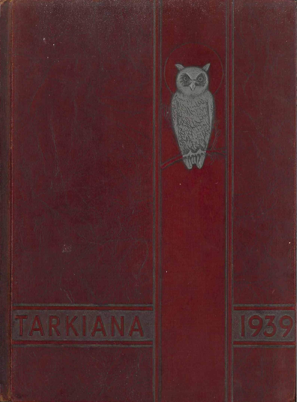 """Tarkiana,"" 1939, Tarkio College, Tarkio, MO. [SHS of MO-Columbia Reference Collection 378.778T1 V2]"