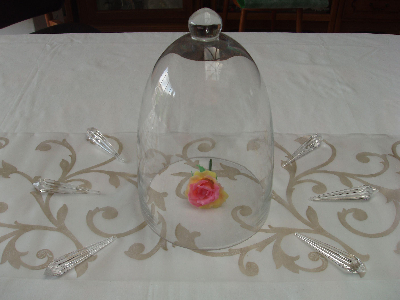 ma d co de table de mariage disney la belle et la b te mes sweets tables pinterest table. Black Bedroom Furniture Sets. Home Design Ideas