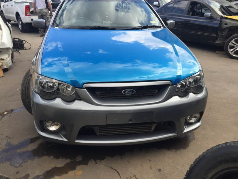 Now Wrecking Ford Falcon Xr6 Turbo Ba Ute 05 Model Many Parts