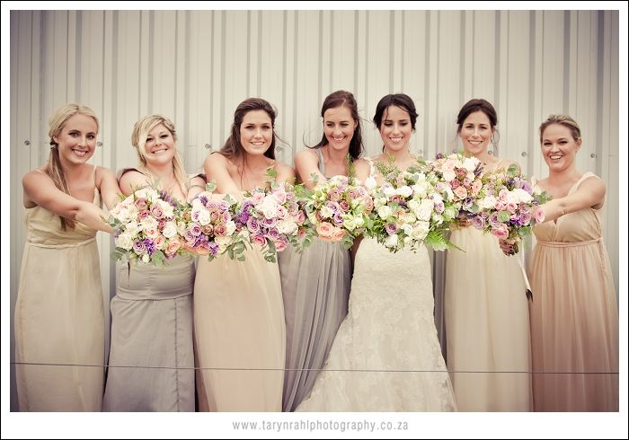 Gita And Rick S Hay Shed Farm Wedding Summer Bridesmaid Dresses