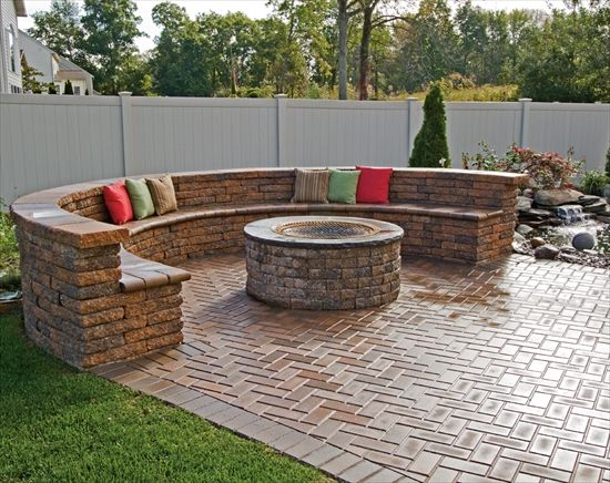 Brick Stone Harvest Blend And Dakota Blend 45 Herringbone