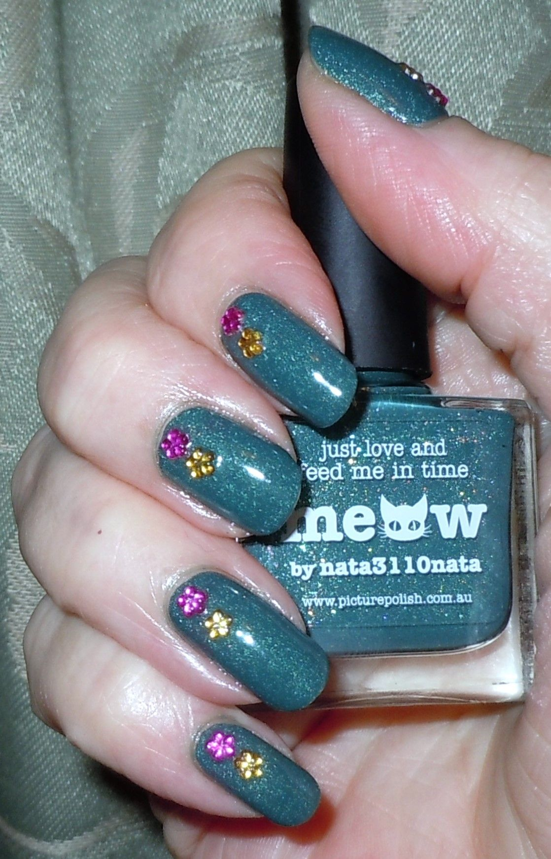 Pin de Rosemary Burch Dumas en The Nail Art Manicures I have done ...