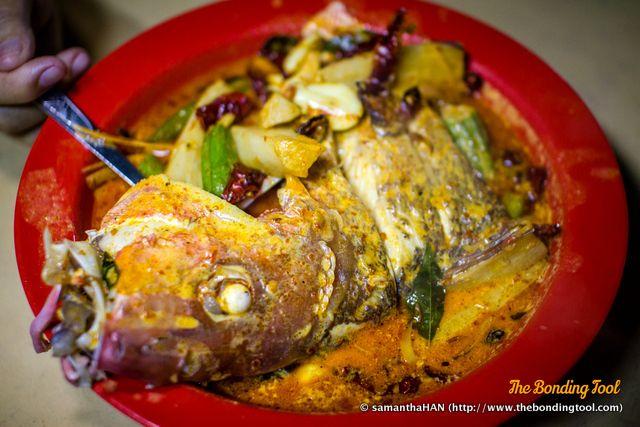 Œ–喱鱼头 Curry Fish Head Food Big Meals Meals