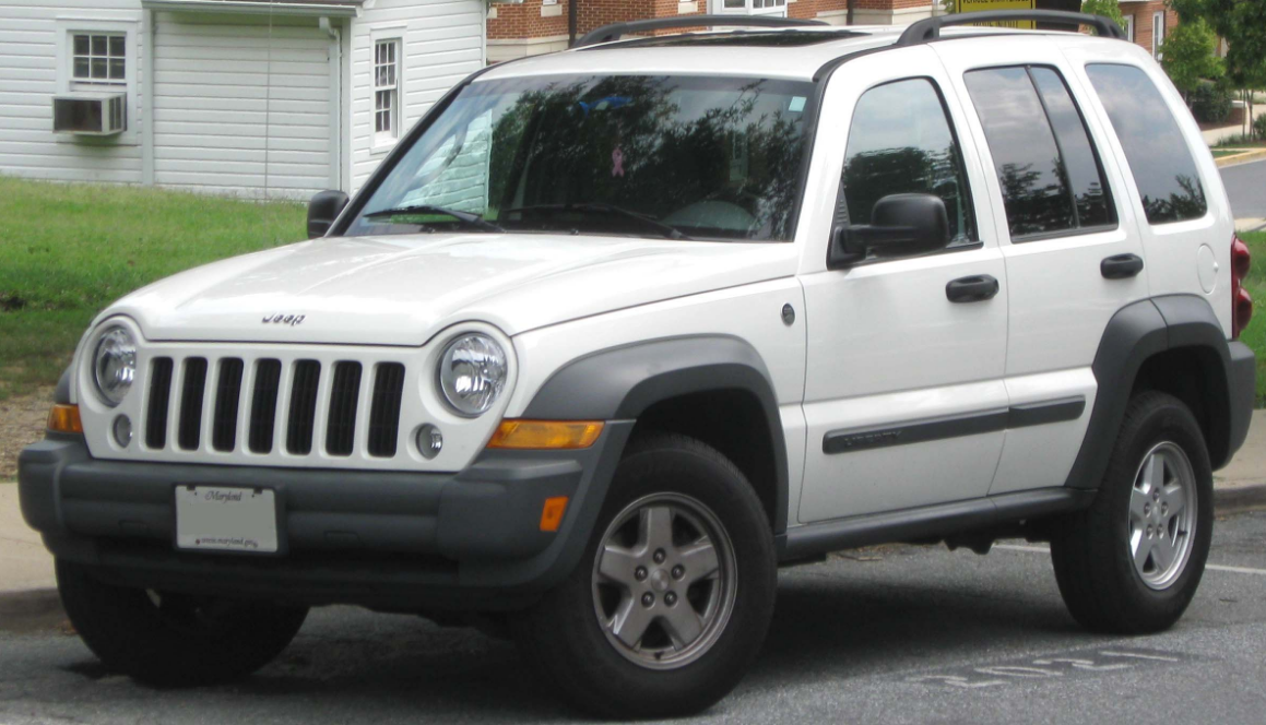 2005 jeep liberty owners manual the jeep liberty delivers rh pinterest com 2005 Jeep Liberty Sandstone 2005 Jeep Liberty Maintenance
