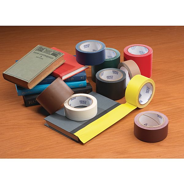 Demco® Vinyl-coated Cloth Tape