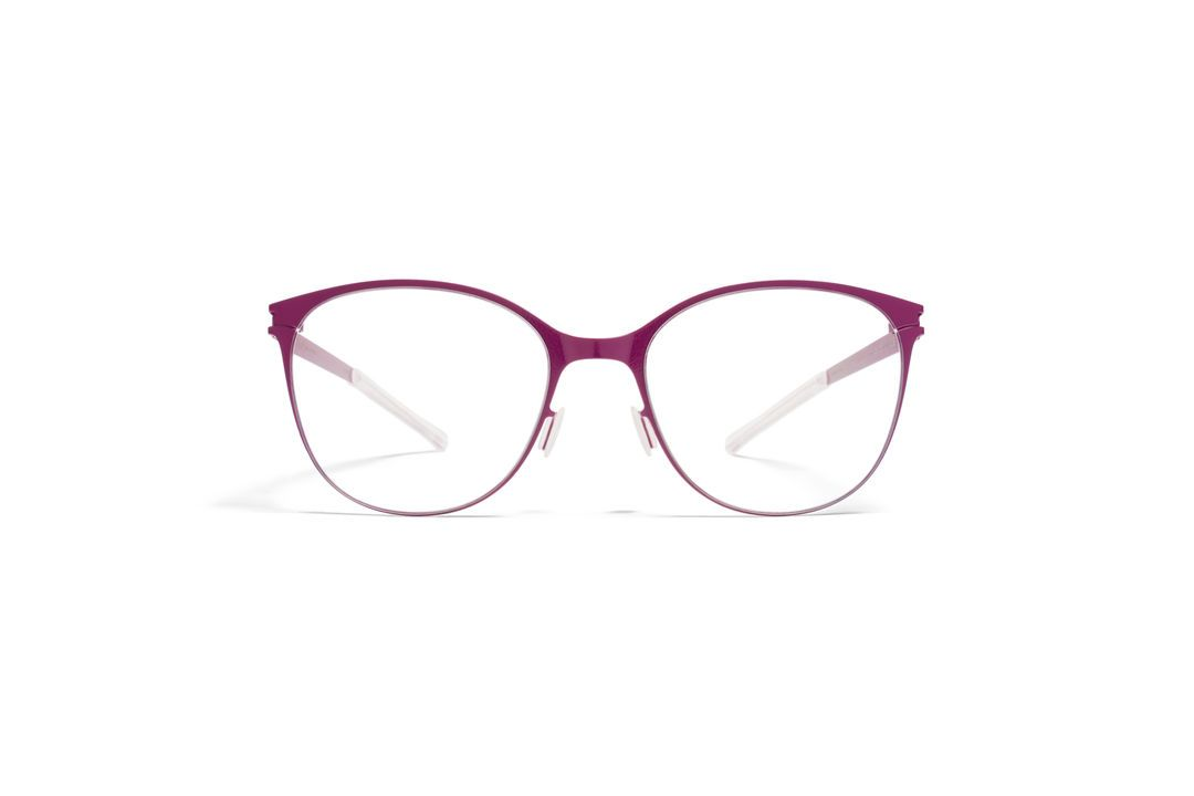 ed4a4fda2f MYKITA No1 Rx Lucille Violine Clear Optical Glasses