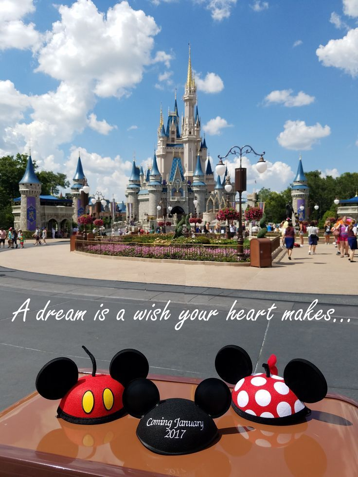 Our Disney baby announcement, really love the way it came out!