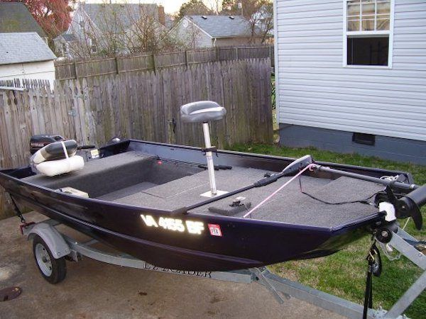 10 Decked Out Jon Boats You Ll Want For Yourself Jon Boat Bass Boat Jon Boat Fishing
