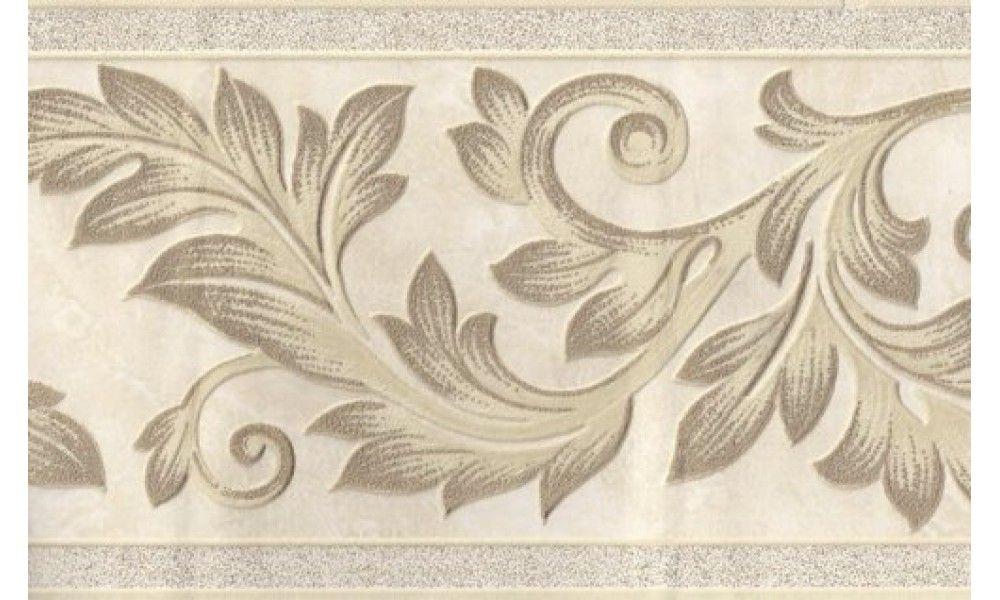 7 In X 15 Ft Prepasted Wallpaper Borders Leaves Wall Paper Border 92212 Wallpaper Border Wallpaper Leaf Wallpaper