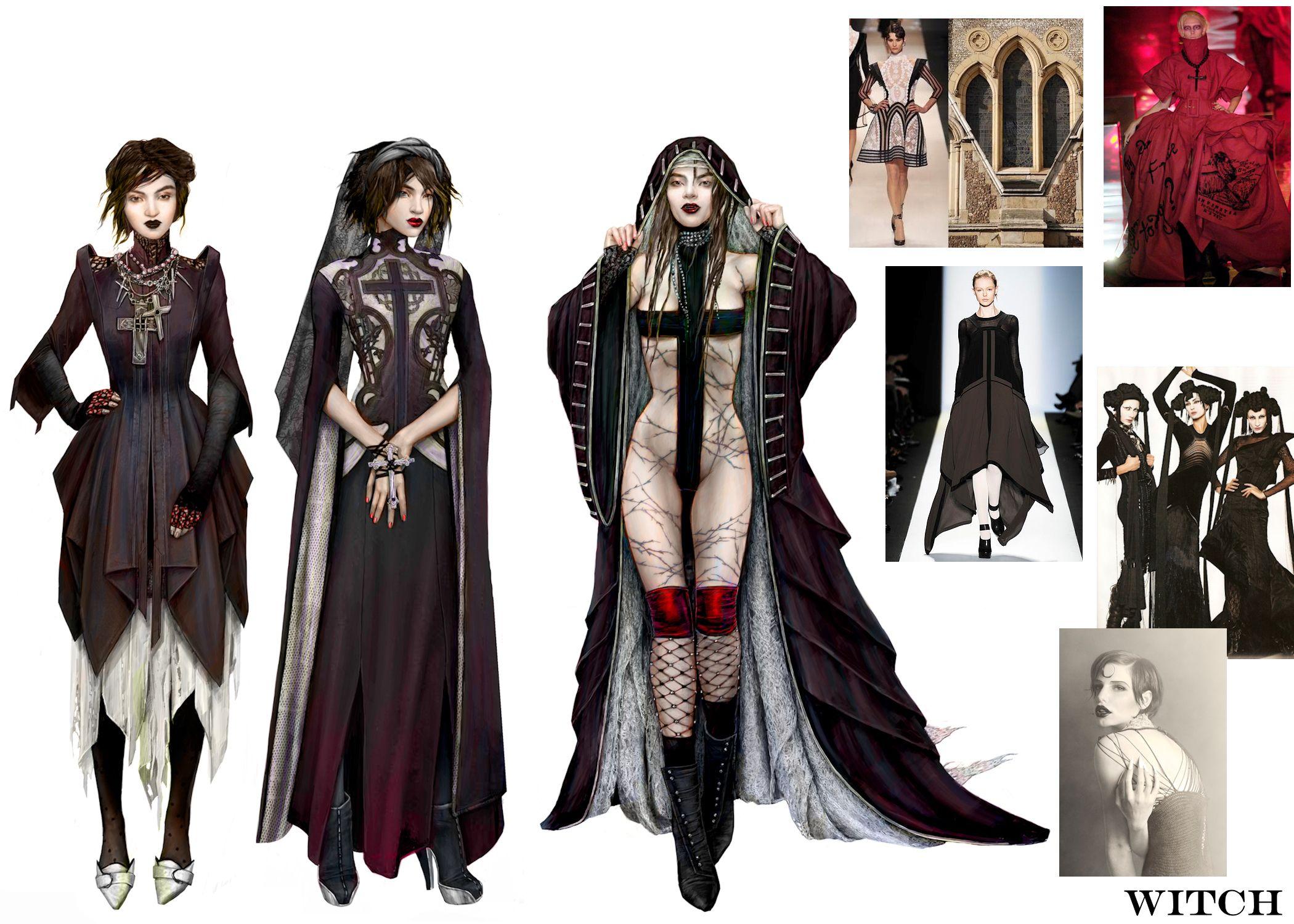 Tremere Witch World Of Darkness White Wolf Pinterest