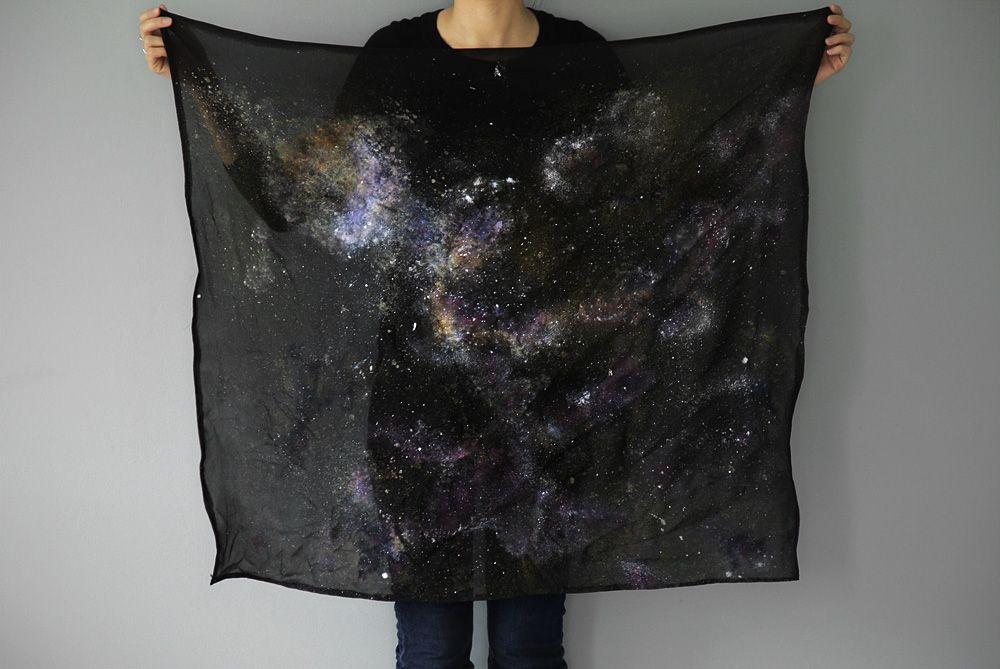 foulard intergalactique
