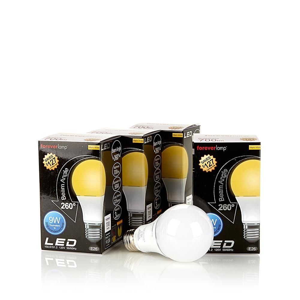 ForeverLamp 55W-Equivalent LED Bulb 4-pack