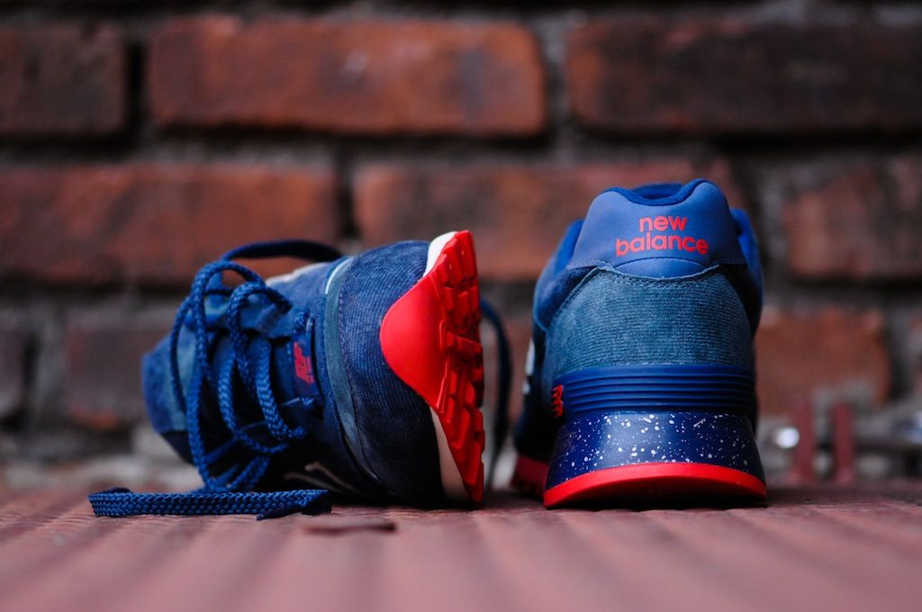 "07877725063 Ronnie Fieg x New Balance 577 ""Americana"" 