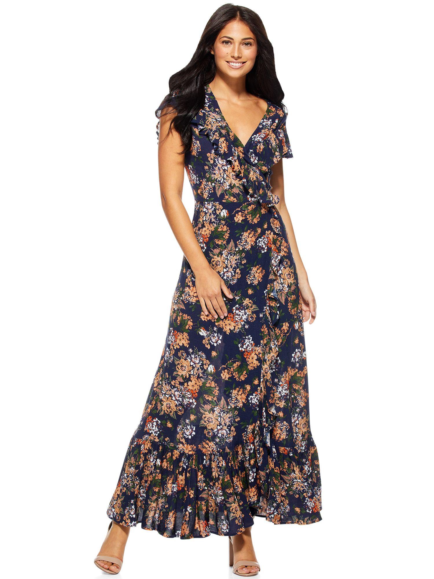 Sofia Jeans By Sofia Vergara Sofia Jeans By Sofia Vergara Women S Short Sleeve Wrap Maxi Dress Walmart Com Maxi Dress Maxi Wrap Dress Dresses [ 2000 x 1500 Pixel ]