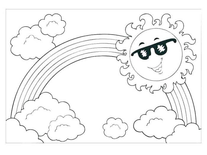 Kids Coloring Pages Spring | Coloring pages for kids ...
