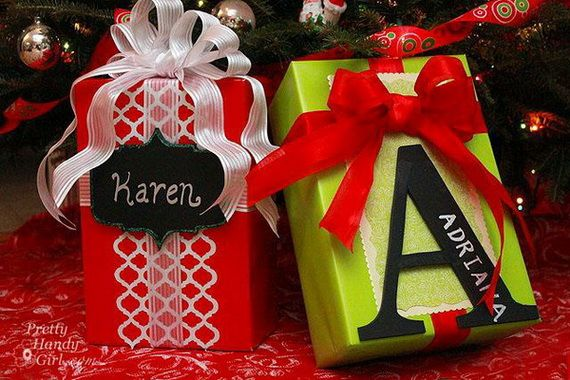 Cute And Incredibly Christmas Gifts Wrapping Ideas | Holidays Lets ...
