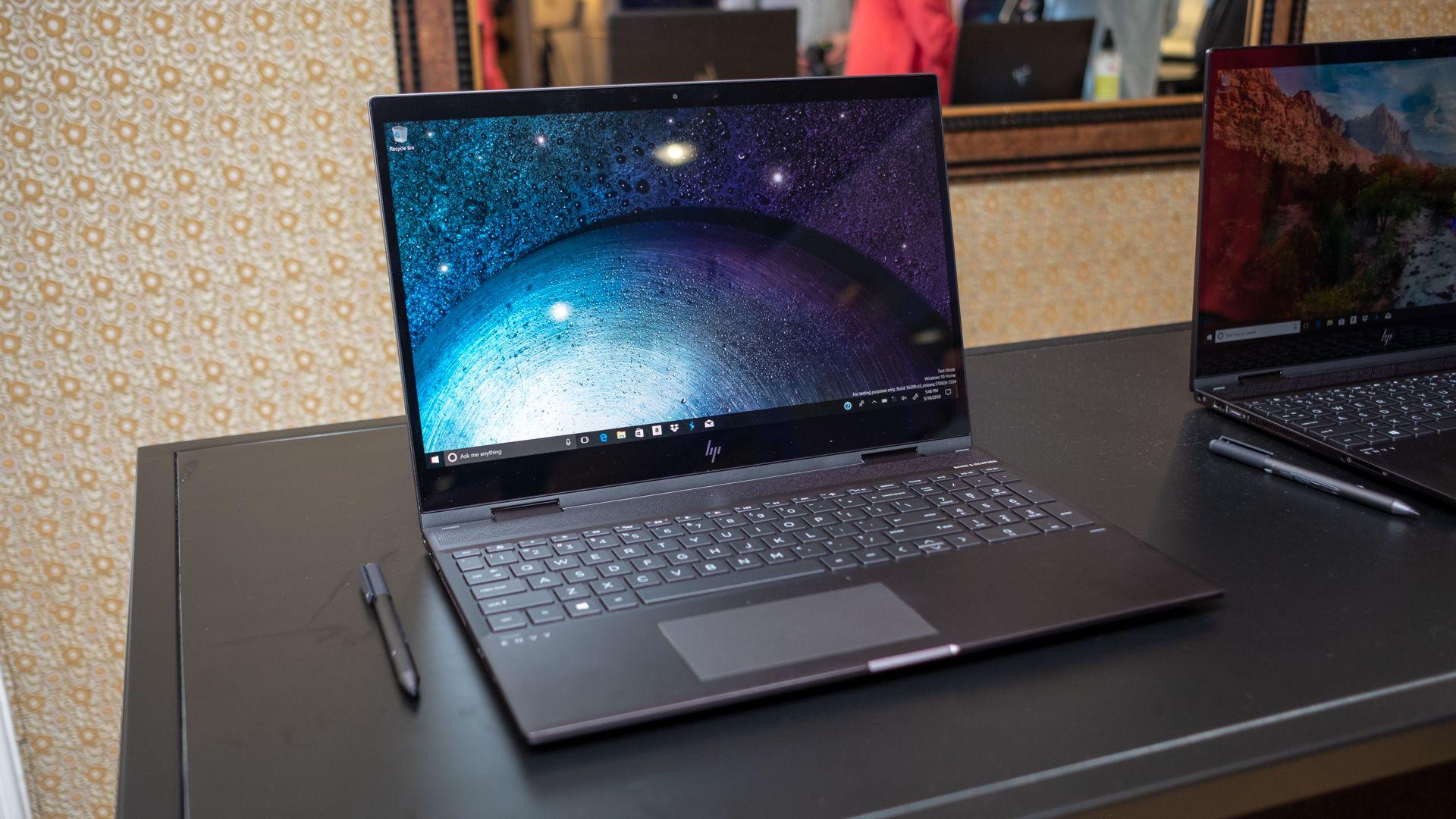 Hp Envy X360 15 2018 Envy Laptop Gadgets Cool Things To Make