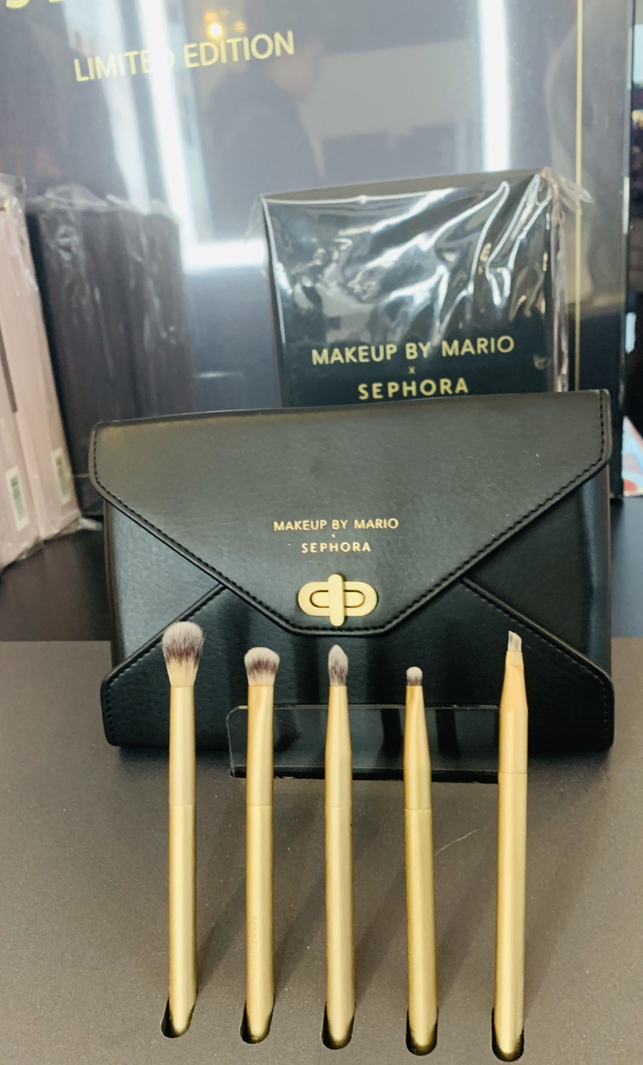 Pro Makeup Brushes by Mario ⚜️Makeup by Mario in 2020
