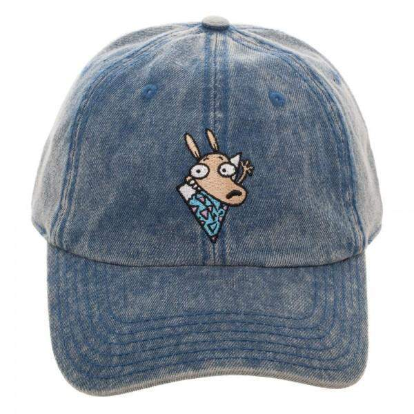 9fe9e914143 Nickelodeon Rocko s Modern Life Adjustable Hat