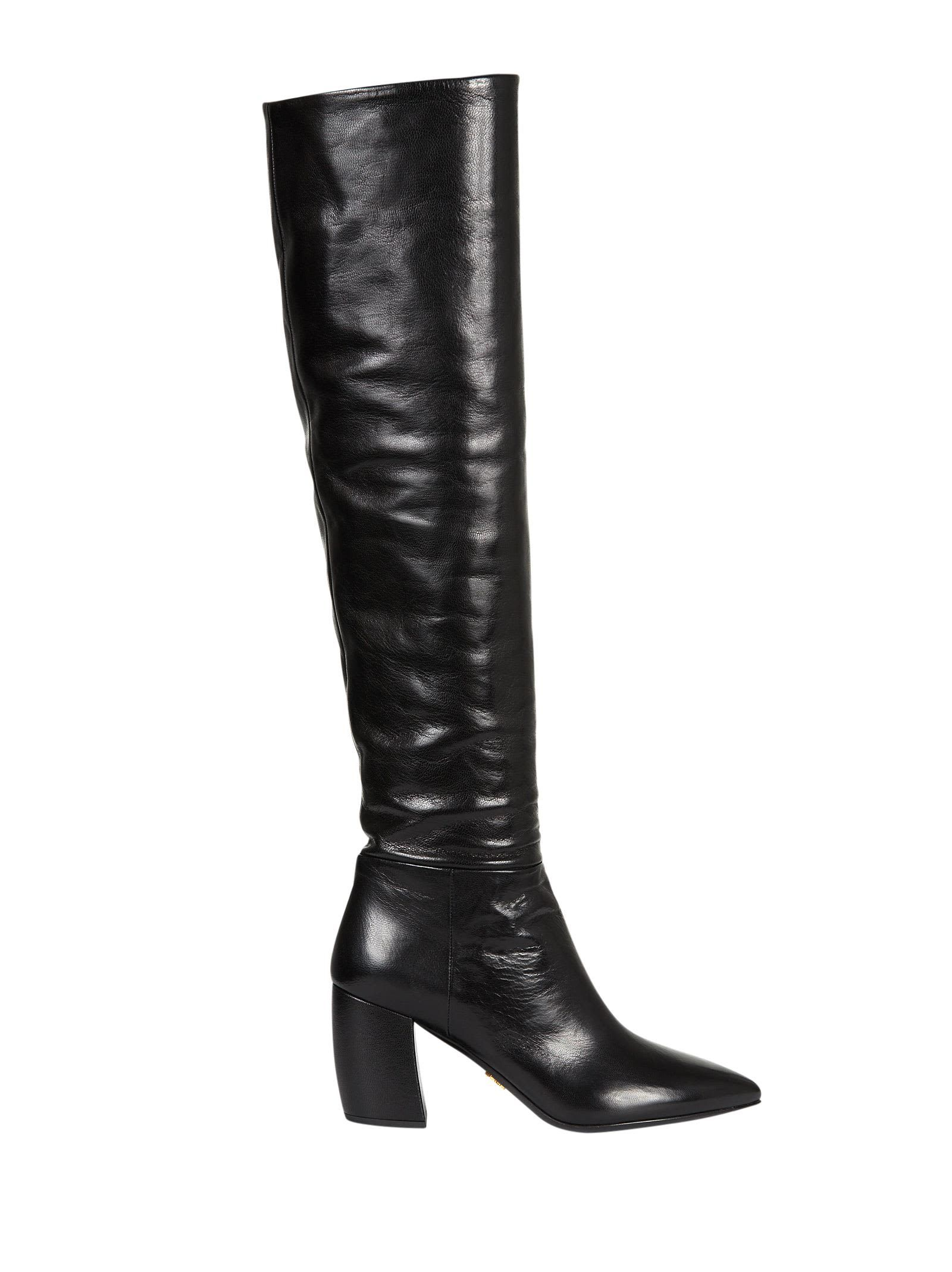 PRADA CLASSIC HIGH BOOTS.  prada  shoes    46505d092d34