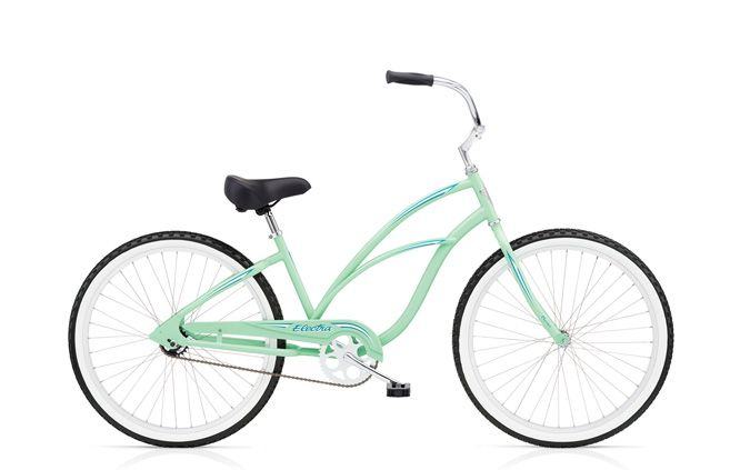 Cruiser 1 Electra Bikes Cruiser Bike Bicycle Bicycle Accessories