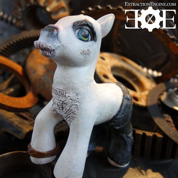 Nux Pony by ExtractionEngine on Etsy