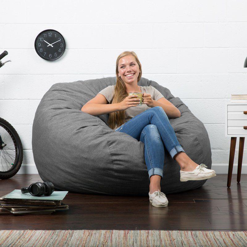 Big Joe Lux Bean Bag Chair in 2018 Cute room ideas Pinterest