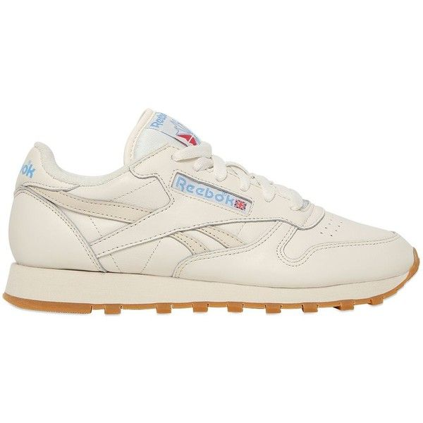 Reebok Classics Women Classic Vintage Leather Sneakers ( 130) ❤ liked on  Polyvore featuring shoes 255746059c