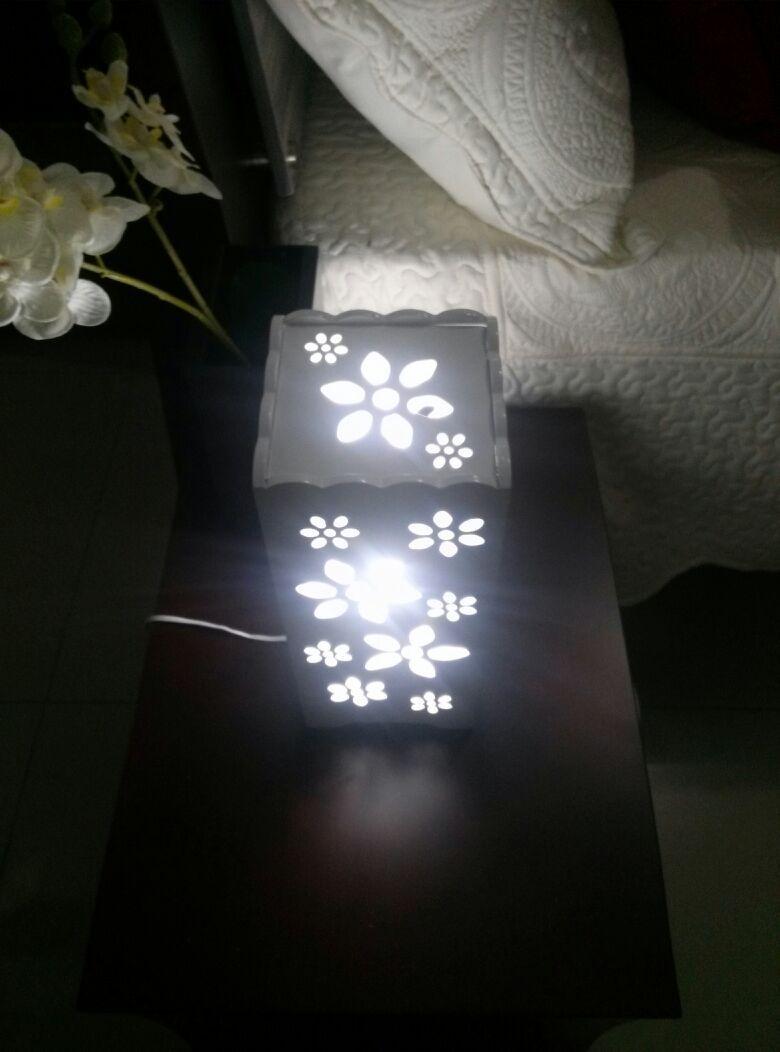 Diaz Useche Artesanos: Lámpara Primavera de habitación