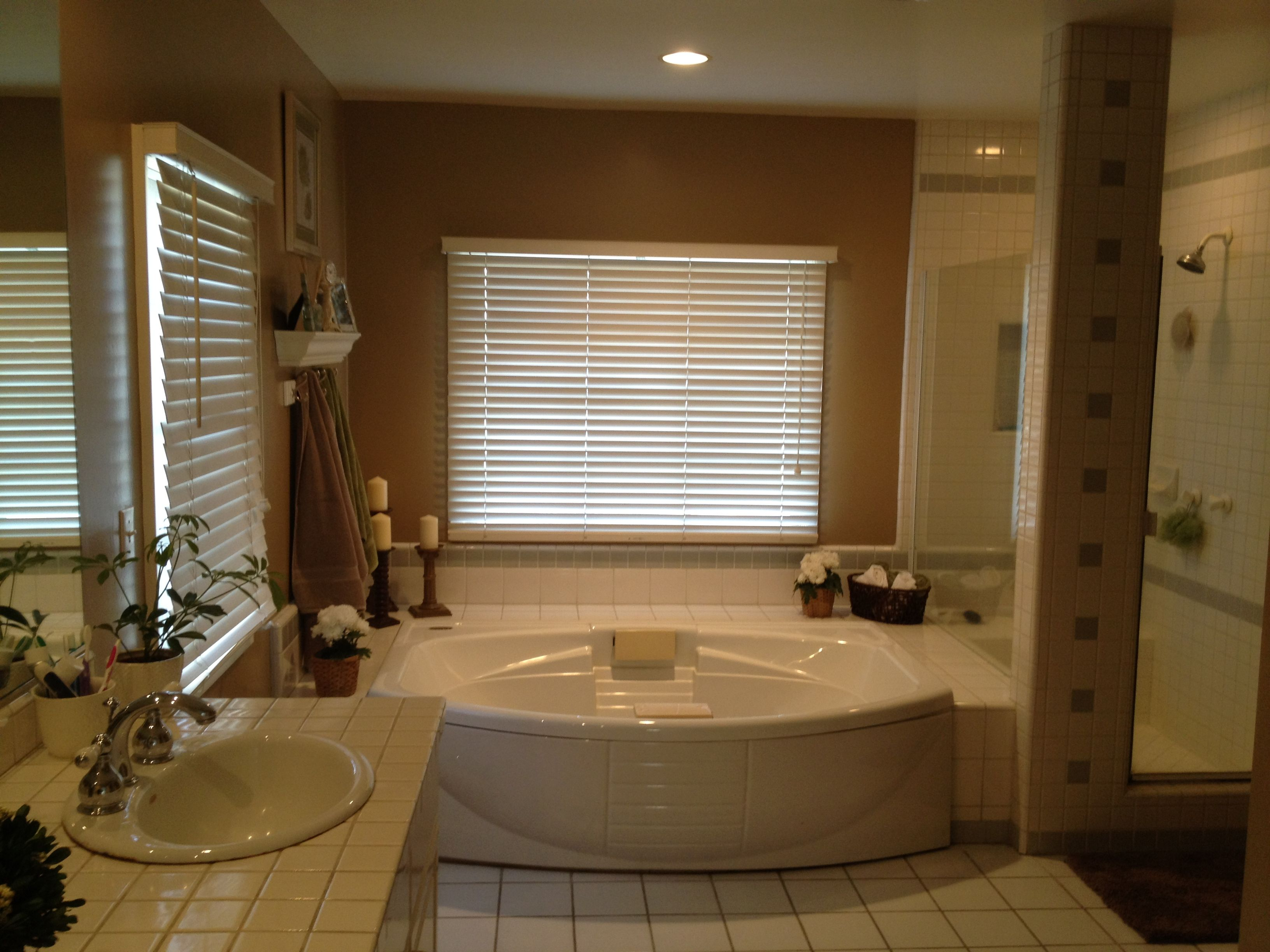 My Latest Project Is To Update My Master Bathroom Like The Photo Awesome Updated Bathrooms Designs Design Ideas